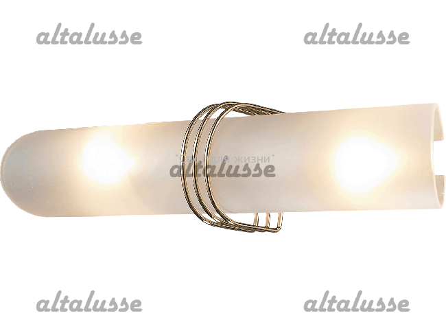 Бра ALTALUSSE INL-6051W-2 French Gold