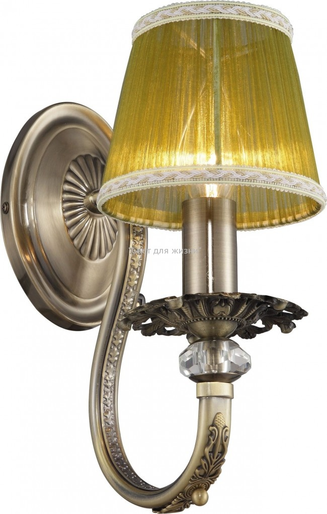 Бра INL-6116W-01Antique brass
