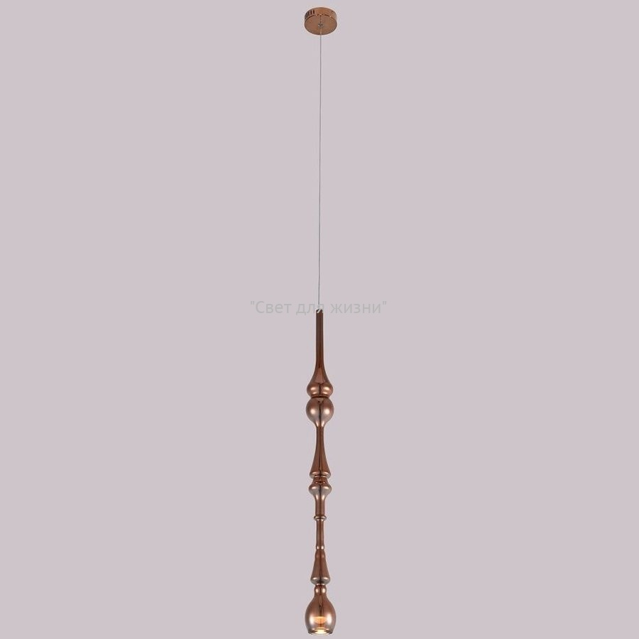 Люстра Crystal Lux LUX SP1 D COPPER