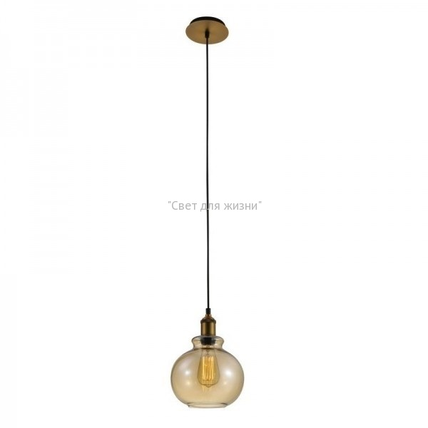 Люстра Crystal Lux OLLA SP1 AMBRA