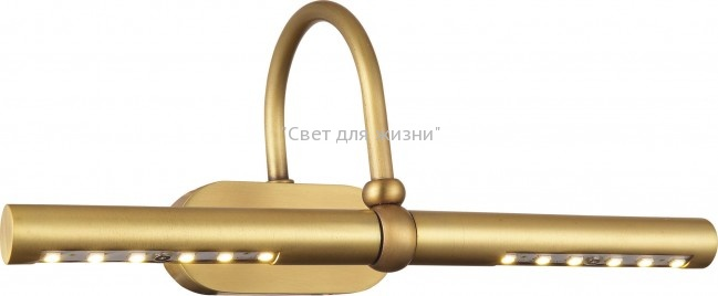 Подсветка ALTALUSSE INL-9279W-06 Golden Brass